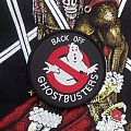 Ghostbusters- Logo Woven Patch