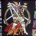 Slayer- Show No Mercy Vintage Backpatch