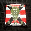Patch - S.O.D. - Speak English or Die Woven Patch