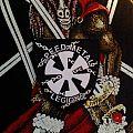 """Speed Metal Legions- """"Logo"""" Shield Woven Patch"""
