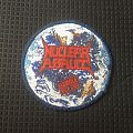 Patch - Nuclear Assault- Handle With Care Woven Patch