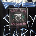 Twisted Sister- Come Out And Play Woven Patch