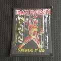 Iron Maiden- Somewhere in Time Woven Patch