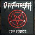 Onslaught- The Force woven Patch