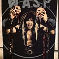 Patch - W.A.S.P Vintage Backpatch for Trade!