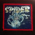 Spider - Patch - Spider- Rock N' Roll Gypsies Woven Patch