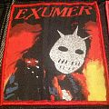 Patch - Exumer- Possessed by Fire woven patch lim.To 50