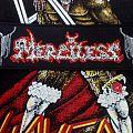 Merciless- Logo Woven Patch