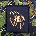 Quartz- Logo Woven Patch
