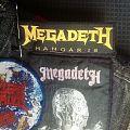Megadeth- Hangar 18 woven Patch
