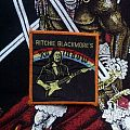 Rainbow- Ritchie Blackmore's Woven Patch