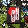 Tokyo Blade- Logo Woven Patch