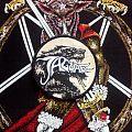 Jaguar- Opening The Enclosure Woven Patch