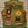My Battle Jacket! \,,/