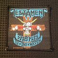 Patch - Testament- Disciples of The Watch woven Patch