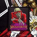 Megadeth- Peace Sells... But Who's Buying? Woven Patch