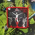 Mercyful Fate- Nuns Have No Fun Woven Patch (w/red border)