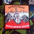 Holocaust- Heavy Metal Mania Woven Patch