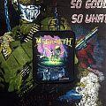 Megadeth- No More Mr. Nice Guy Vintage Printed Patch