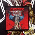 Exciter- Long Live the Loud Woven Patch