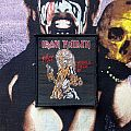 Iron Maiden- Killer World Tour 81 Woven Patch