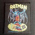 Patch - Risk- Ratman woven patch