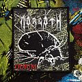 Morgoth- Odium Woven Patch & Pungent Stench- Been Caught Buttering Woven Patch