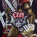 Ozzy Osbourne- Speak of The Devil Woven Patch