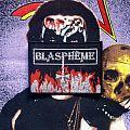 Blasphème- Logo Woven Patch