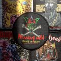 Running Wild- Death Or Glory Woven Patch