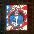 M.O.D. - U.S.A FOR M.O.D. woven patch