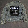 Raven - Battle Jacket - Stay Hard!