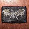 Original Vintage Dark Angel Logo Patch