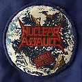 Vintage Nuclear Assault Handle With Care Patch
