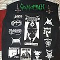 Battle Jacket - the back of my new vest