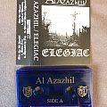 Al Azazhil/Elegiac Split Tape Tape / Vinyl / CD / Recording etc