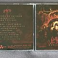 Slayer - Repentless CD Tape / Vinyl / CD / Recording etc