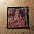 DEATH Scream Bloody Gore Small Patch