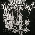 Black Witchery - TShirt or Longsleeve - Black Witchery - Crush the Messiah