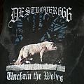 Deströyer 666 - TShirt or Longsleeve - Deströyer 666 - Unchain The Wolves