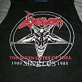 Venom - TShirt or Longsleeve - Venom-The Seven Gates of Hell - Singles 1980-1985