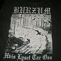 Burzum - TShirt or Longsleeve - Burzum-Hvis Lyset Tar Oss