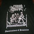 Morbid Angel - TShirt or Longsleeve - Morbid angel - Abominations of Desolation