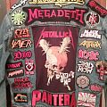 Judas Priest - Battle Jacket - Completed Back of my Battle Jacket