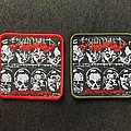 Exhumed - Patch - Exhumed - Grotesque Putrefied Brains
