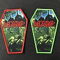 Deceased - Patch - Deceased - The Blueprints for Madness