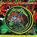 Metallica - Patch - Metallica - Cliff Burton - Bass Warrior