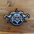 Lightning Chucker - Chaos Skull Patch