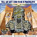 Iron Maiden - Pin / Badge - Iron Maiden - Powerslave