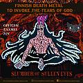 Demigod - Pin / Badge - Demigod - Slumber Of Sullen Eyes